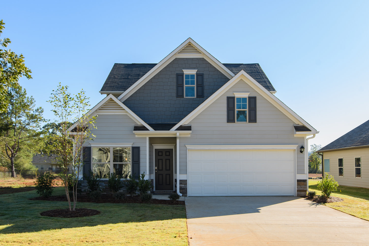 Virtual Tour of Birmingham Metro Real Estate Listing For Sale | The Carlyle - The Cove at Clarke Meadows, Leeds, AL 35094